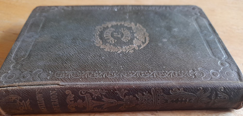Longfellow, Henry W - Hyperion : A Romance - HB Slater's Library Edition , 1849 ( Originally 1839)