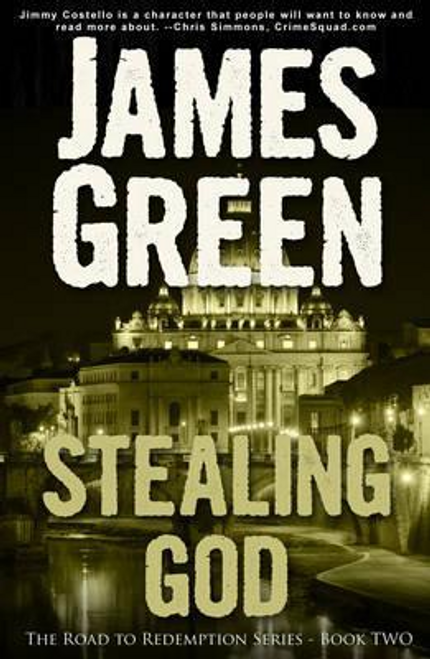 Green, James / Stealing God