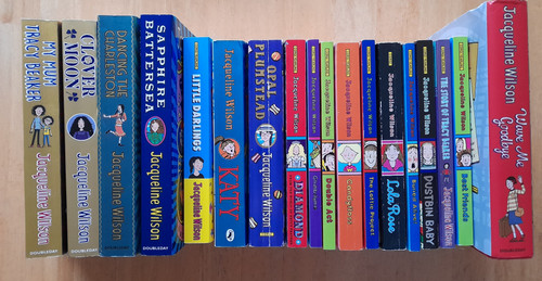 Wilson, Jacqueline - 18 book Collection - Fiction - Tracy Beaker, Opal Plumstead, Candyfloss etc