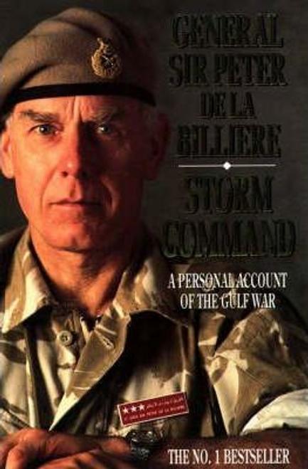 De La Billiere, Peter / Storm Command
