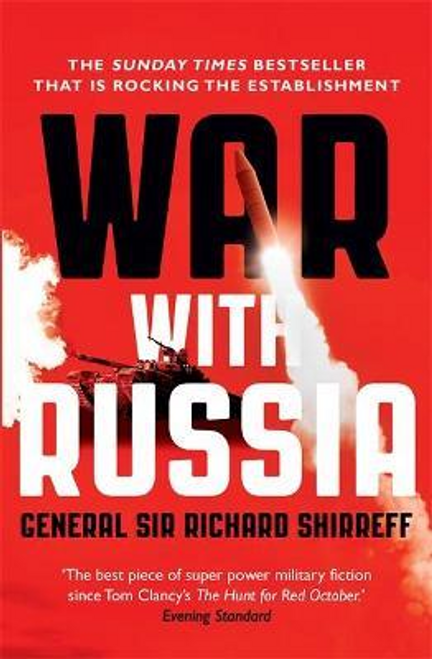 Shirreff, Richard / War With Russia