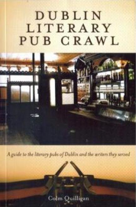Quilligan, Colm / Dublin Literary Pub Crawl
