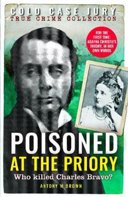 Brown, Antony M. / Poisoned at the Priory