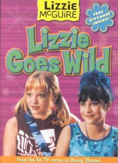 Larsen, Kirsten / Lizzie Goes Wild