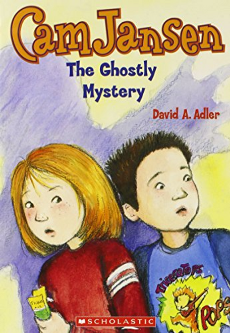Adler, David A. / Cam Jansen and the Ghostly Mystery
