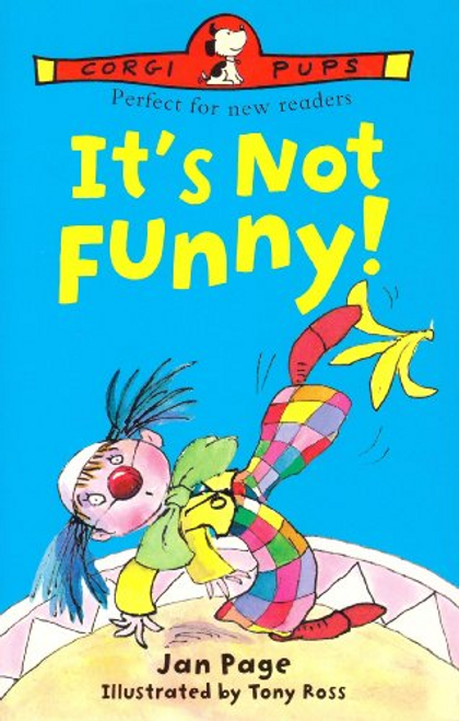 Page, Jan / It's Not Funny !