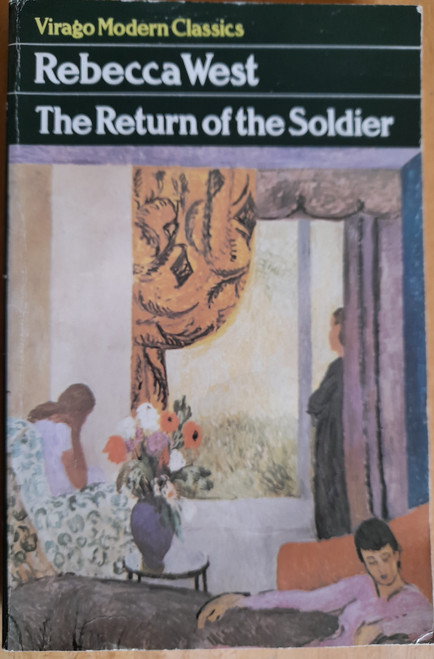 West, Rebecca - The Return of the Soldier - PB - 1990 ( Originally 1918 )