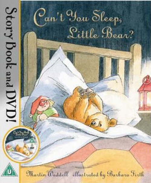 Martin, Waddell / Can't You Sleep, Little Bear? (Children's Picture Book)