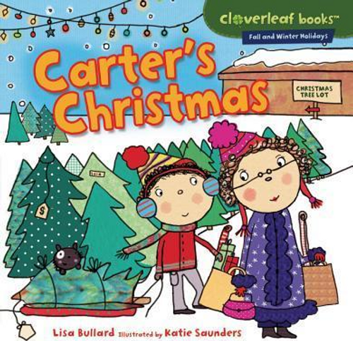 Cloverleaf Books Fall and Winter Holidays: Carters Christmas (Children's Picture Book)