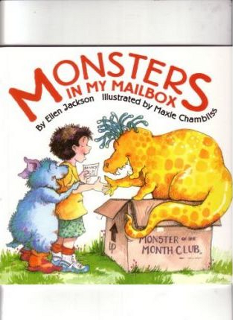 Jackson, Ellen / Monsters in the Mailbox (Children's Picture Book)