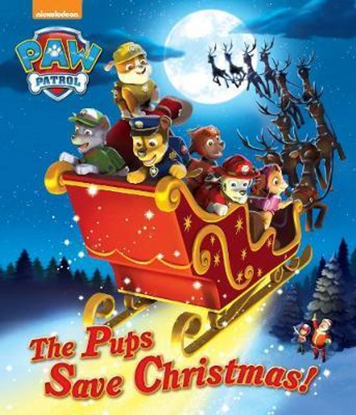 Nickelodeon PAW Patrol: The Pups Save Christmas! (Children's Picture Book)