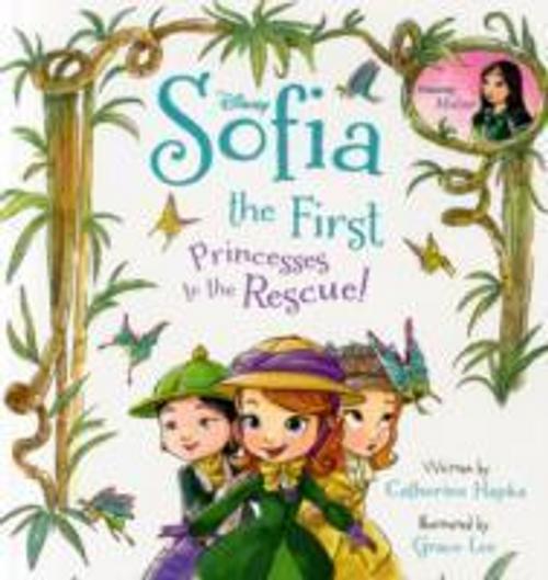 Disney: Sofia the First Princesses to the Rescue (Children's Picture Book)
