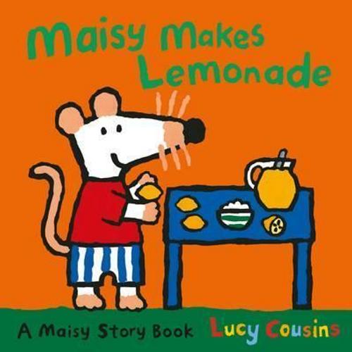Cousins, Lucy / Maisy Makes Lemonade (Children's Picture Book)