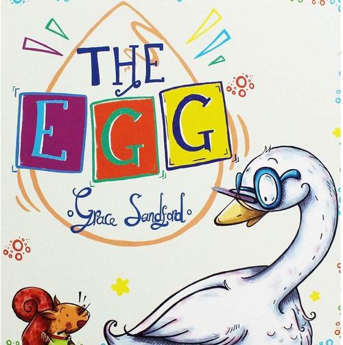 Sandford, Grace / The Egg (Children's Picture Book)