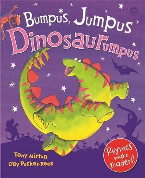 Mitton, Tony / Bumpus Jumpus Dinosaurumpus (Children's Picture Book)