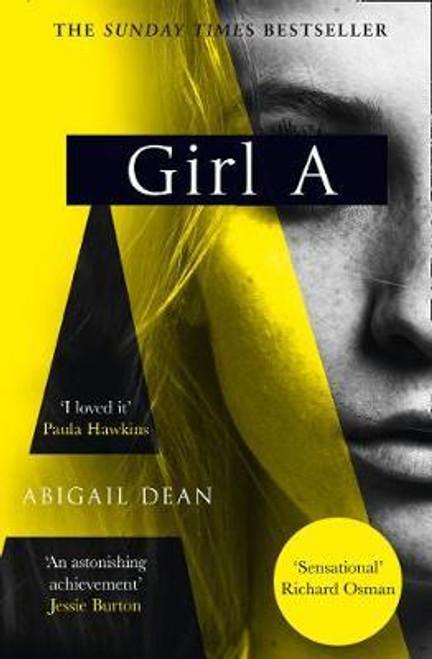 Dean, Abigail - Girl A - BRAND NEW - HB - 2021