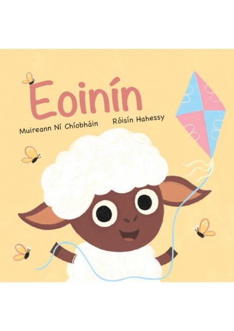 Ní Chiobháin,  Muireann & Hahessy, Roisín - Eoinín - HB - HB - BRAND NEW - As Gaeilge