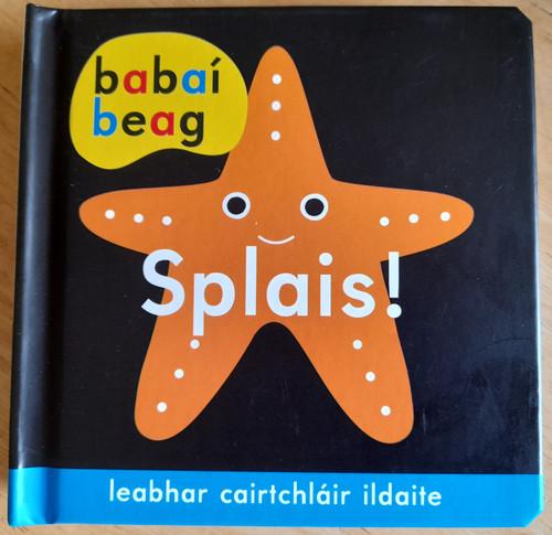 Priddy, Roger - Babaí Beag - SPLAIS - Leabhar Cairtchláir Ildaite - HB - BRAND NEW