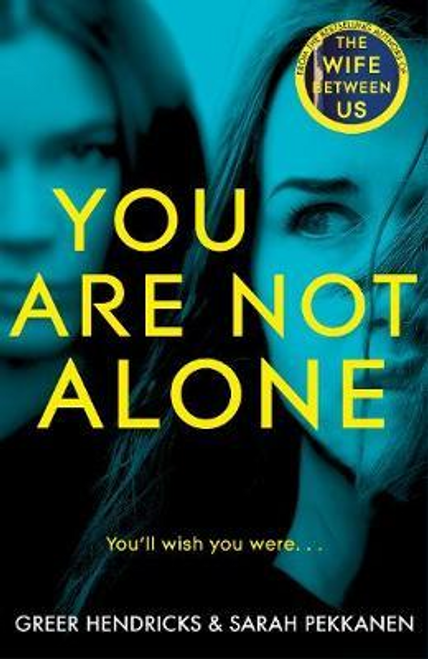 Hendricks, Greer / You Are Not Alone (Large Paperback)