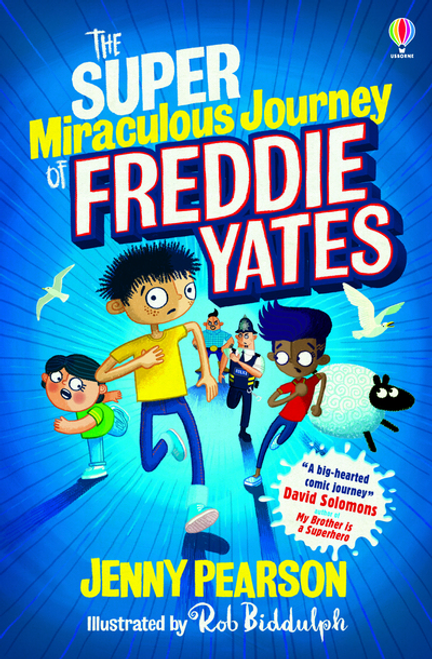 Pearson, Jenny / The Super Miraculous Journey of Freddie Yates