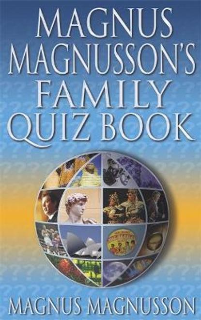 Magnusson, Magnus / Magnus Magnusson's Family Quiz Book
