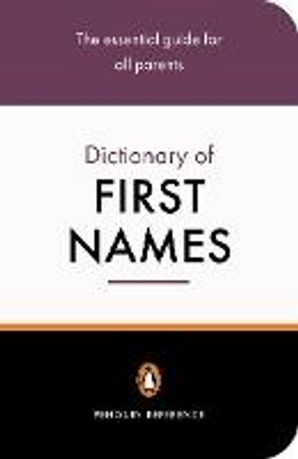 Pickering, David / Penguin Dictionary Of First Names