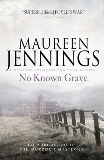 Jennings, Maureen / No Known Grave
