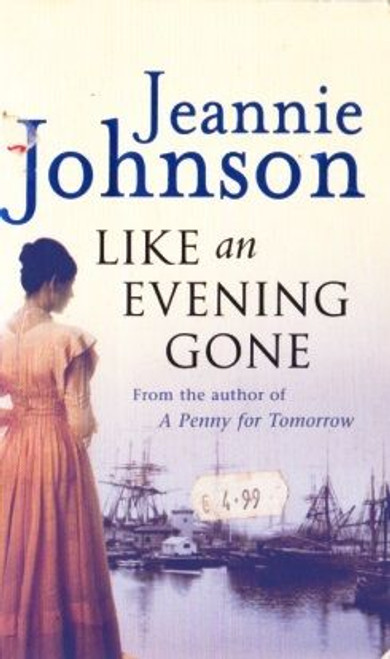 Johnson, Jeannie / Like an Evening Gone