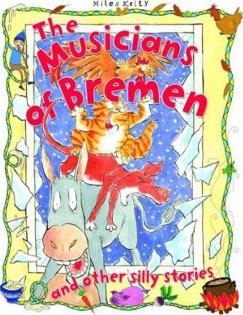 Kelly, Miles / Travelling Musicians (Children's Picture Book)