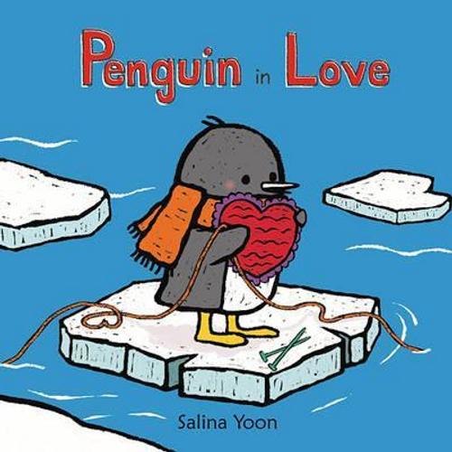 Yoon, Salina / Penguin in Love (Children's Picture Book)