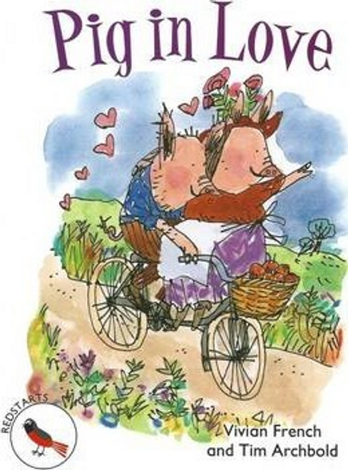 French, Vivian / Pig In Love (Children's Picture Book)