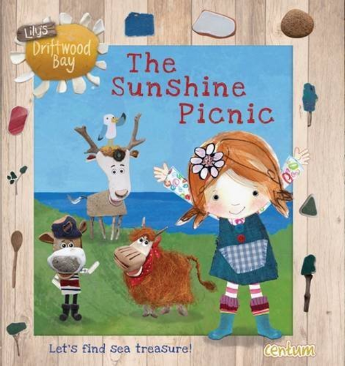 Lily at Driftwood Bay (Children's Picture Book)
