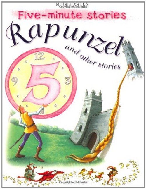 Five Minute Stories: Rapunzel and Other Stories (Children's Picture Book)