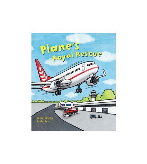 Bently, Peter / Plane's Royal Rescue (Children's Picture Book)