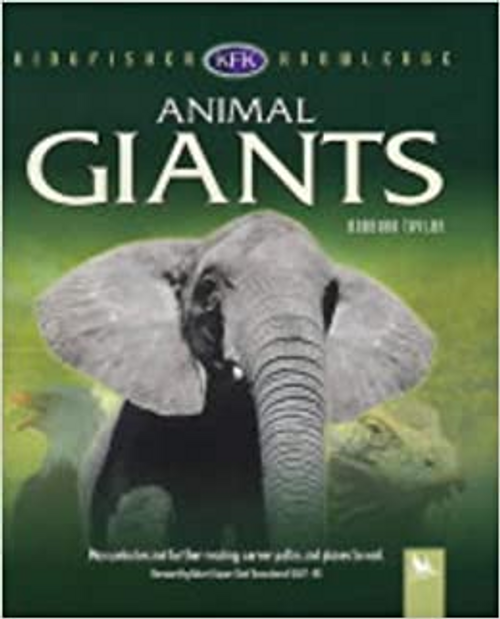 Taylor, Barbara / Animal Giants (Children's Picture Book)