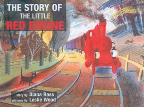 Ross, Diana / The Story of the Little Red Engine (Children's Picture Book)
