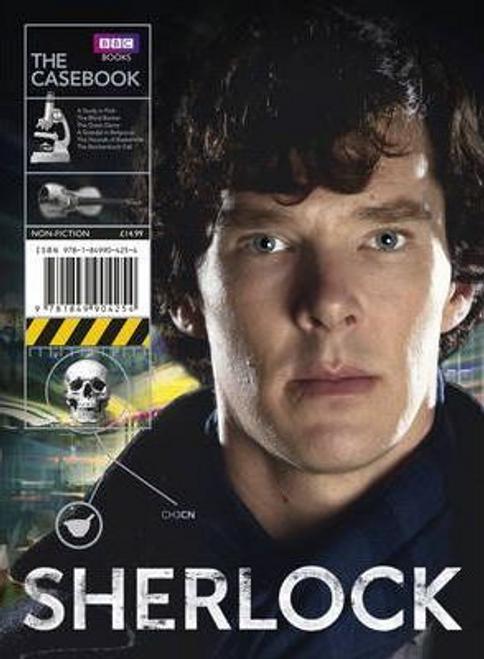 Adams, Guy / Sherlock: The Casebook (Hardback)