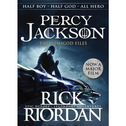 Riordan, Rick - Percy Jackson : The Demigod Files - PB - BRAND NEW