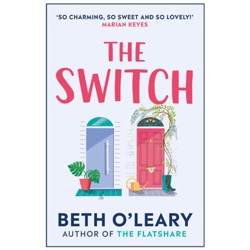 O'Leary, Beth - The Switch - PB - BRAND NEW