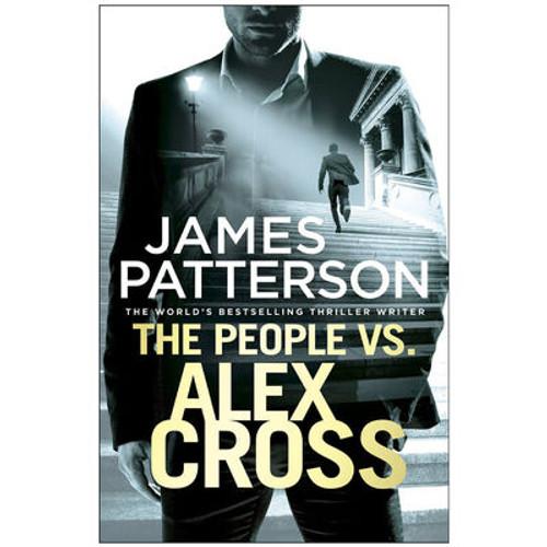 Patterson, James - People vs Alex Cross - PB - BRAND NEW ( Alex Cross Series )