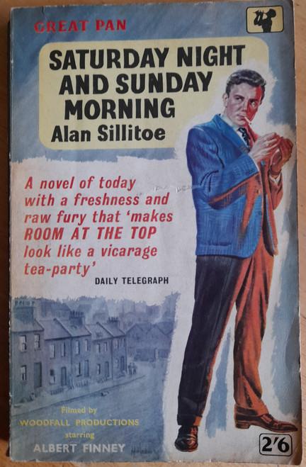 Sillitoe, Alan - Saturday Night and Sunday Morning - VINTAGE pan PB - 1960