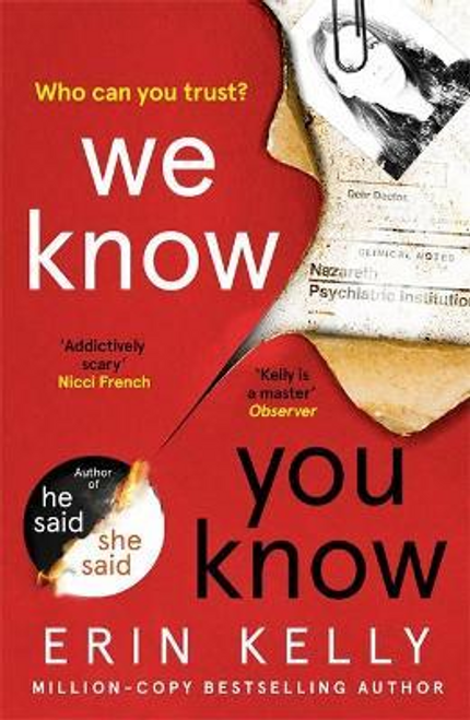 Kelly, Erin / We Know You Know
