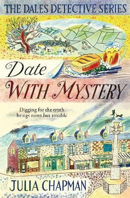 Chapman, Julia / Date with Mystery