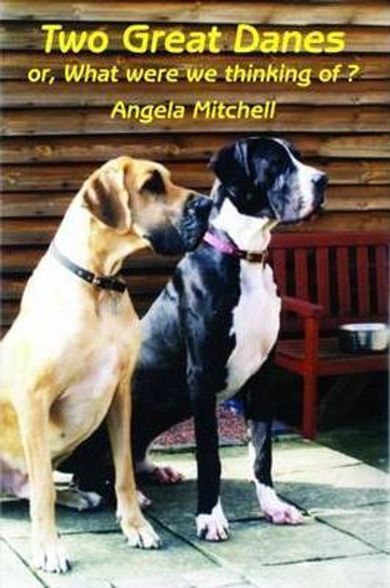 Mitchell, Angela / Two Great Danes