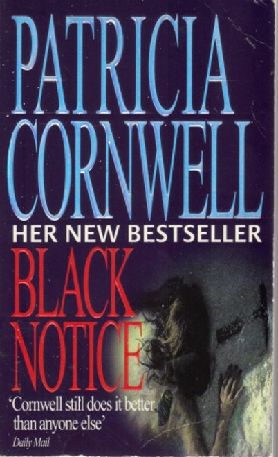 Cornwell, Patricia / Black Notice