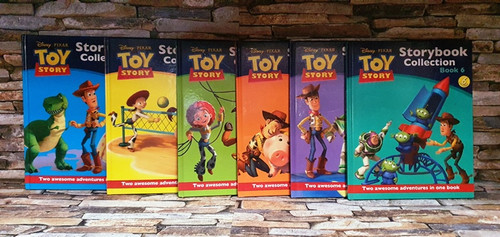 Disney Pixar Toy Story (6 Book Set)