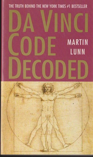 Lunn, Martin / Da Vinci Code Decoded