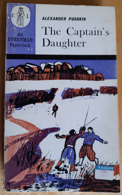 Pushkin, Alexander - The Captain's Daughter & Other Stories - Vintage PB -1969 ( Translated by Natalie Duddington)