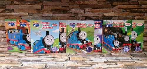 Thomas and Friends (8 Hardback Book Collection)