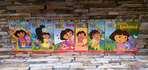 Dora the Explorer (13 Book Collection)